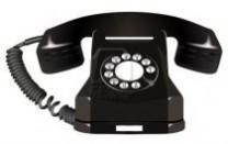 Téléphone d'antan (!)