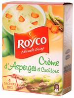 Crème d'asperges Royco