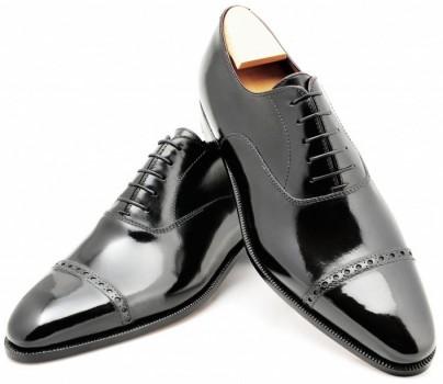 Chaussures vernies Aubercy