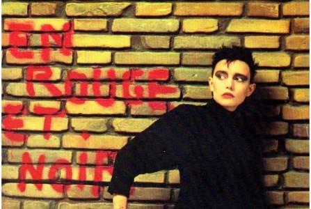 En rouge et noir - Jeanne Mas (1986)