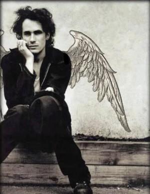 Un ange...juste un peu avant l'heure