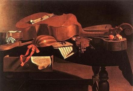 Instruments musique baroque
