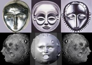 Masques de lune