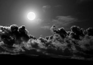 Oh ! la belle lune !