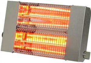 Chauffage radiant infrarouge électrique