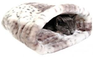 Coussin oreiller pour chat 1