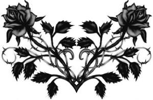 Epines et roses noires