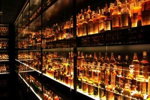 ''Cave'' de whisky