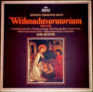 Oratorio de Noël - Bach