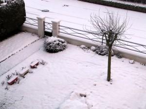St Malo sous la neige (09-01-2010)