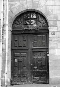 13 quai d'Anjou