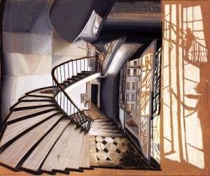 Escalier 2002