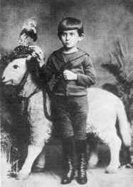 Kafka à cinq ans