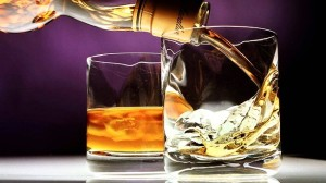 ''Double'' whisky