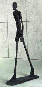 L'Homme debout (Giacometti)