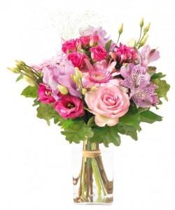 Bouquet ''Tendre bisou''