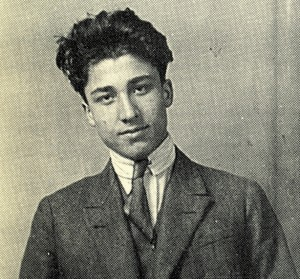 Cesare Pavese à 16 ans