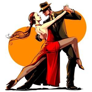 Tango ardent