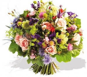 Bouquet été ''Noces''