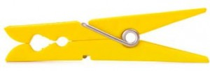 http://www.dreamstime.com/stock-photo-yellow-clothespin-plastic-isolated-white-background-image35069570