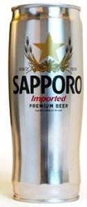 Bière Sapporo