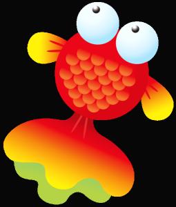 Poisson rouge 2