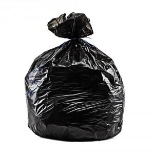 Sac poubelle plein