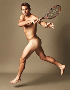 Stan Wawrinka (ESPN Body Issue 2015)