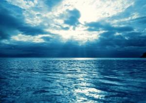 En haute mer