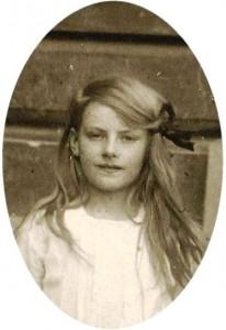 Greta Garbo (1915, 10 ans)