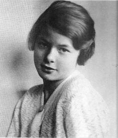 Ingrid Bergman à 12 ans