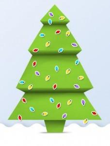 Petit sapin de Noël