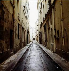 Rue étroite