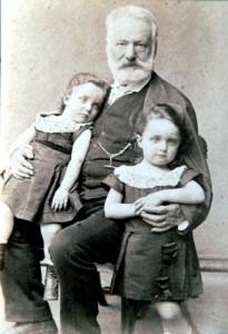 Victor Hugo, grand-père