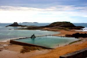 Piscine du sillon - eau de mer