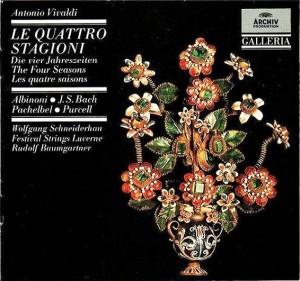 Vivaldi - Quatre saisons et autres...