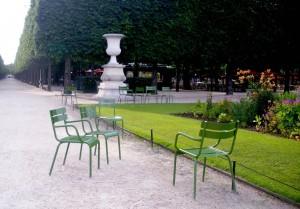 Jardin du Luxembourg (chaises)