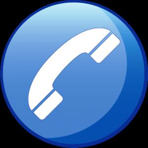 Logo tél bleu