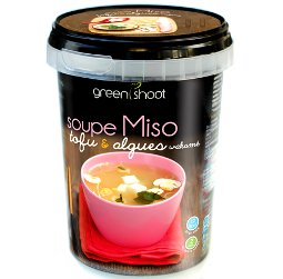 Soupe miso (Green Shoot)