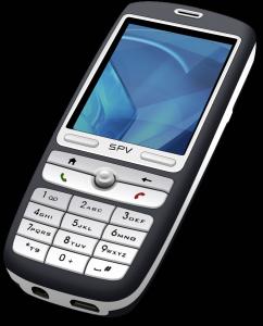 Téléphone portable 1