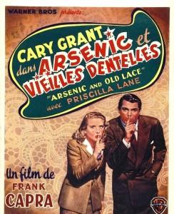 Arsenic et vieilles dentelles (Frank Capra, 1944)