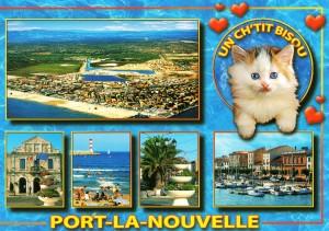 Carte postale - Port la Nouvelle