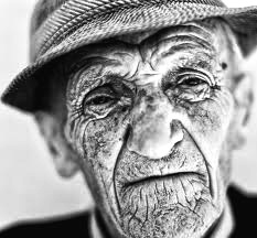 Vieux visage