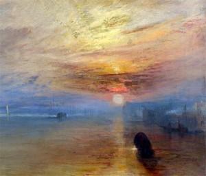 ''Le Dernier Voyage du Téméraire'' - William Turner, 1839