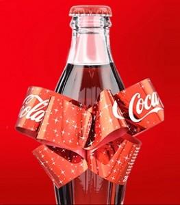 Nœud magique Coca Cola