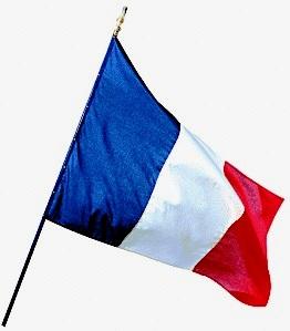 Petit drapeau tricolore