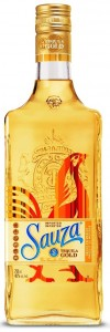 Tequila Gold Sauza