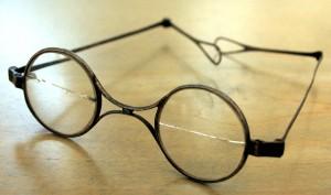 Les lunettes de Schubert