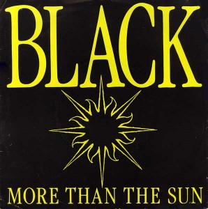 More than the sun - Black (1982)