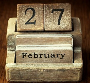 27 février